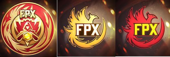 英雄联盟FPX冠军皮肤原画及签名一览 FPX冠军皮肤特效演示